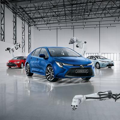 La Toyota Corolla domine les ventes de voitures et se hisse de nouveau en tête du classement en 2020