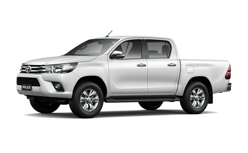 2.4GD Acrive Double Cab 6-AT 4x4